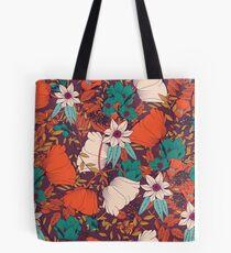 Botanical pattern 010 Tote Bag
