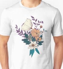 Botanical pattern 008 Unisex T-Shirt