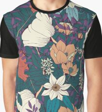 Botanical pattern 008 Graphic T-Shirt