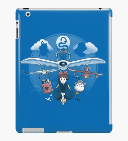 Flight of the Imagination iPad Case/Skin