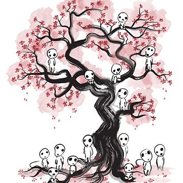 Misty Tree by pangukan01