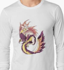 MONSTER HUNTER - Tamamitsune - Long Sleeve T-Shirt