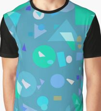 Pebbles Seagreen Graphic T-Shirt