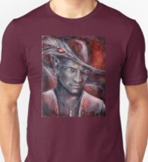 Drow mercenary Unisex T-Shirt
