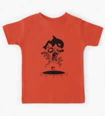 Bouncing Animals Kids Tee