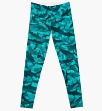 Sharks Leggings