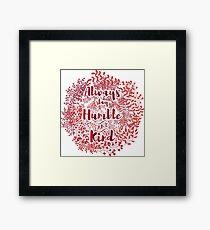 Humble & Kind Framed Print