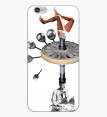 Centrifugal Thinking iPhone Case