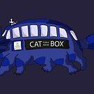 Cat Box by thedustyphoenix