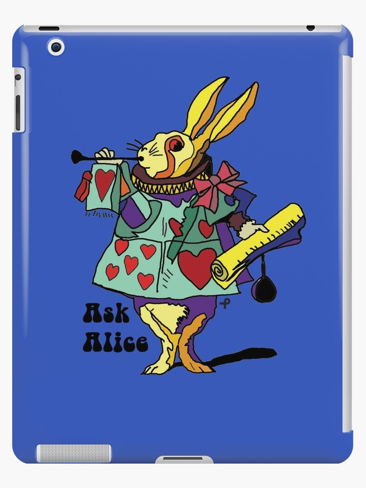 Ask Alice - The White Rabbit 2 - Alices Adventures in Wonderland by ptelling