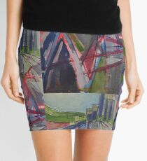 westgate station Mini Skirt