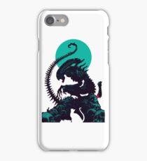 alien moon ( jonesy design) iPhone Case/Skin