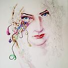 Floral Tears by MarinaDekker