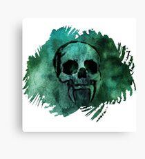 Guild Wars Necromancer Canvas Print