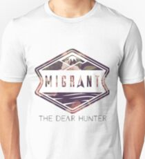 the dear hunter migrant logo T-Shirt