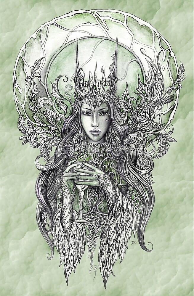 Forest Queen by jankolas