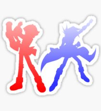 Yu-Gi-Oh! GX Game On! Sticker