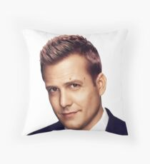 Harvey Specter -- Suits Throw Pillow