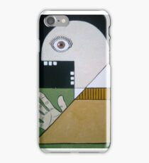 THE SMILING GIRL iPhone Case/Skin