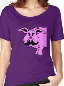 Hipster Pig VRS2 Women's Relaxed Fit T-Shirt