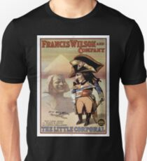 Performing Arts Posters The little corporal new comic opera by Harry B Smith and Ludwig Englander 0086 T-Shirt
