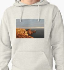 Neist Point Lighthouse Pullover Hoodie