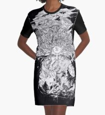 Hell  Graphic T-Shirt Dress