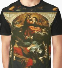 MARY AND CHILD Graphic T-Shirt