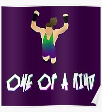One of a KIND! | Rob Van Dam Poster