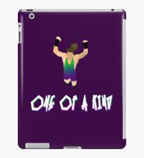 One of a KIND! | Rob Van Dam iPad Case/Skin