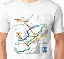 STM Montreal Metro - light background Unisex T-Shirt