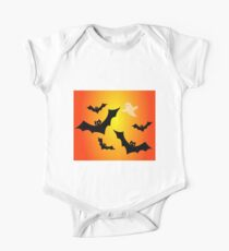 Bats and a Ghost Kids Clothes