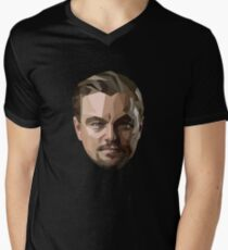 Geonardo - Leonardo Dicaprio Geometric Graphic T-Shirt