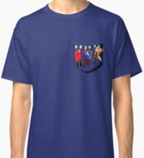 Pocket Sonic Classic T-Shirt