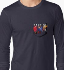 Pocket Sonic Long Sleeve T-Shirt