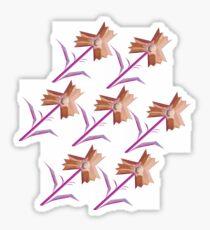 Spring Beauty 4 Sticker