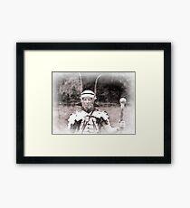 Roman in York #6 Framed Print
