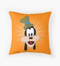 Goofy! Throw Pillow