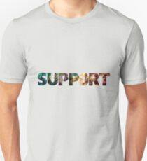 SUPPORT - League of Legends Unisex T-Shirt