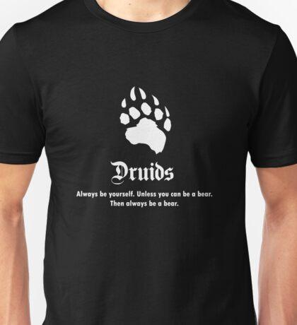 Druids Slogan Unisex T-Shirt