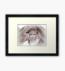 Roman in York #8 Framed Print