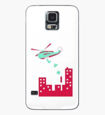 Helicoptetris Case/Skin for Samsung Galaxy