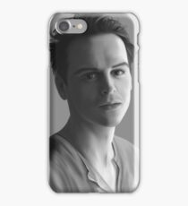 Andrew Scott as Jim Moriarty iPhone Case/Skin