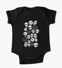 A Lot Of Skulls Kids Clothes