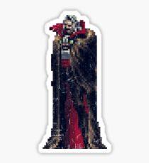 Dracula SOTN Sticker