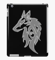 Wolfpack Silver iPad Case/Skin