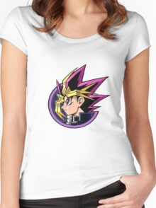 YU-GI-OH! Women's Fitted Scoop T-Shirt