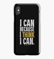 I Think I Can T-shirts & Homewares iPhone Case