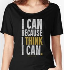 I Think I Can T-shirts & Homewares Women's Relaxed Fit T-Shirt
