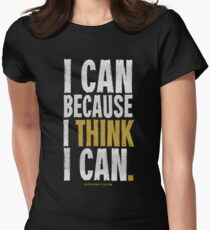 I Think I Can T-shirts & Homewares Women's Fitted T-Shirt